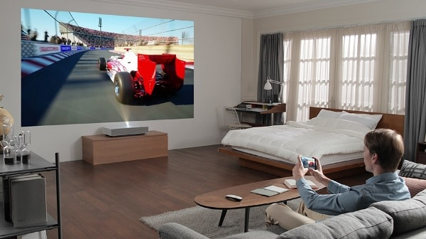 LG Proyector CineBeam PH30N