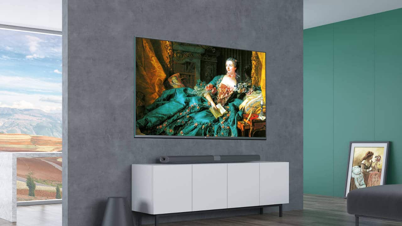 Smart TV Xiaomi Mi Mural TV