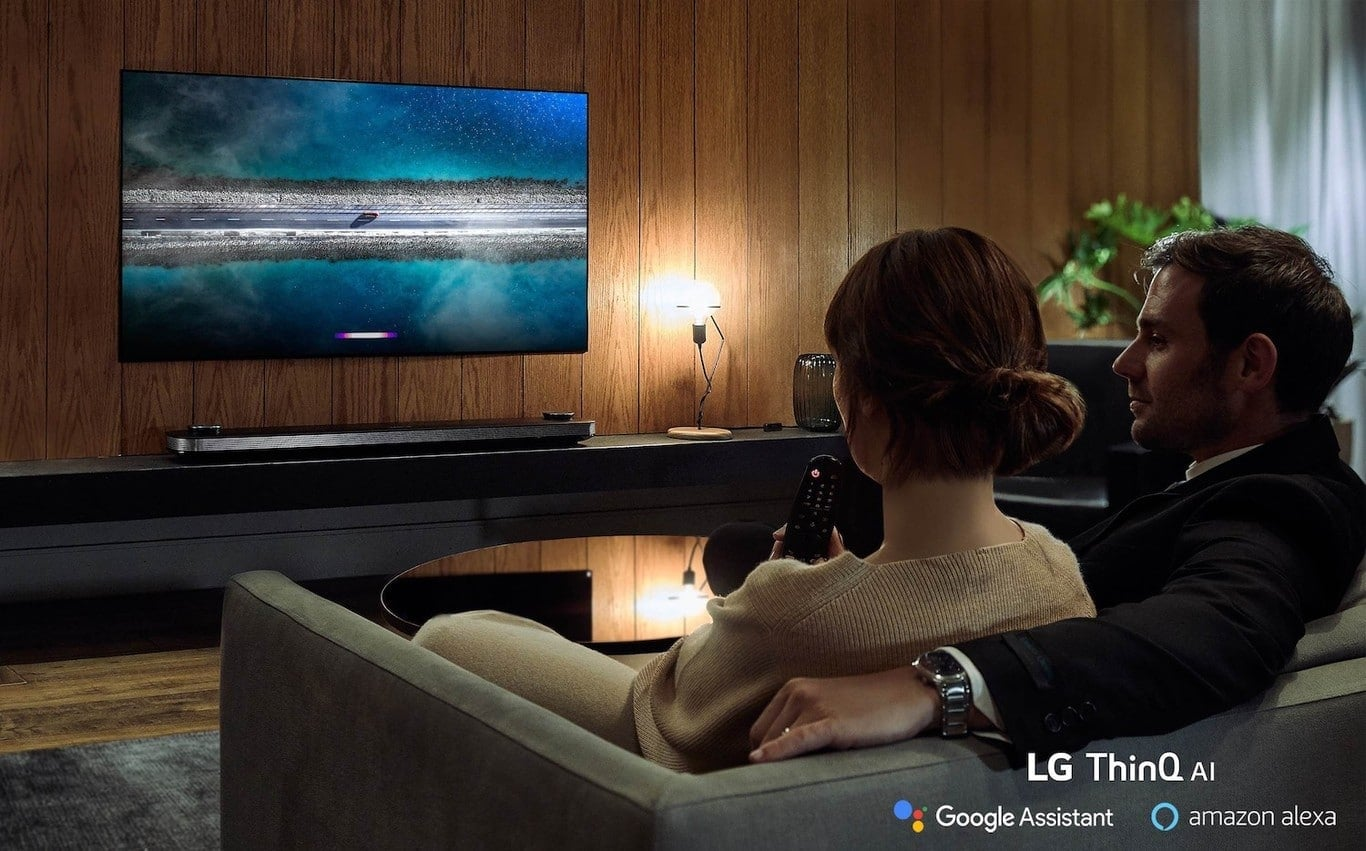 Smart TV OLED 8K