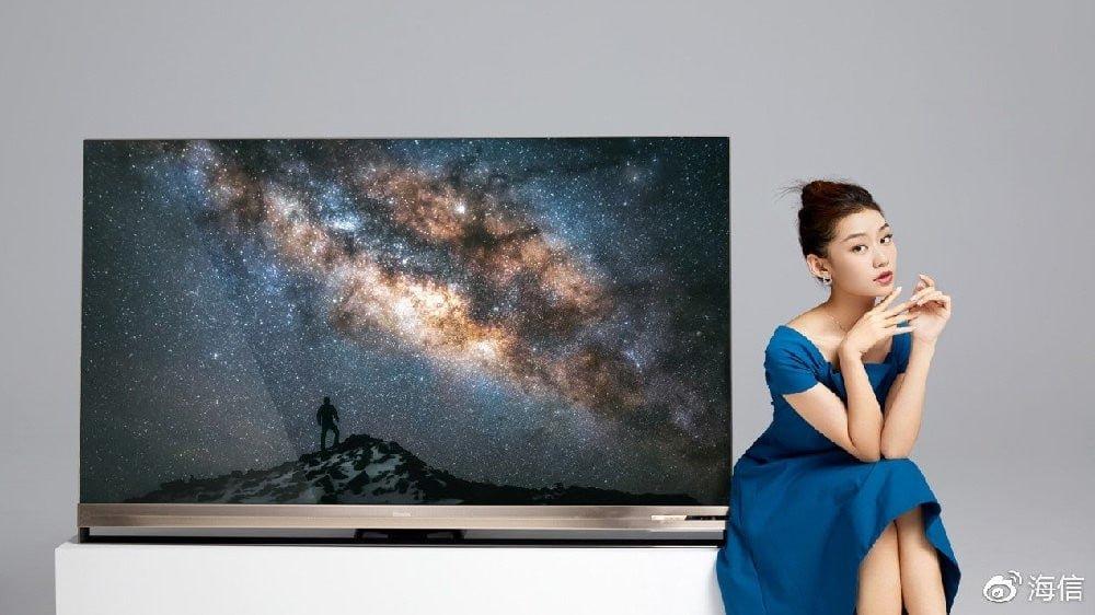 Smart TV 4K Hisense U9E