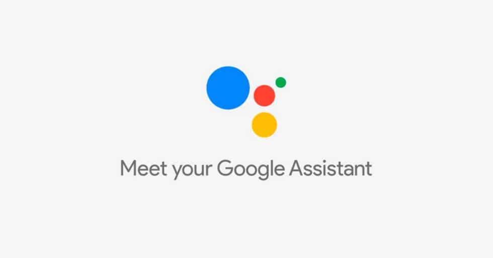 Logo de Google Assistant
