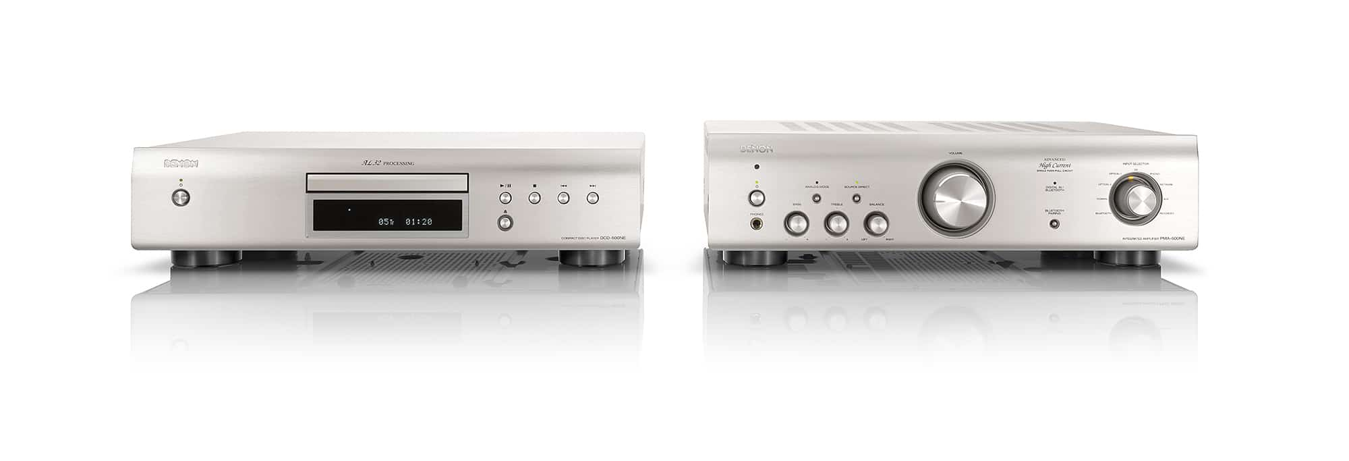 amplificador Denon PMA-600NE