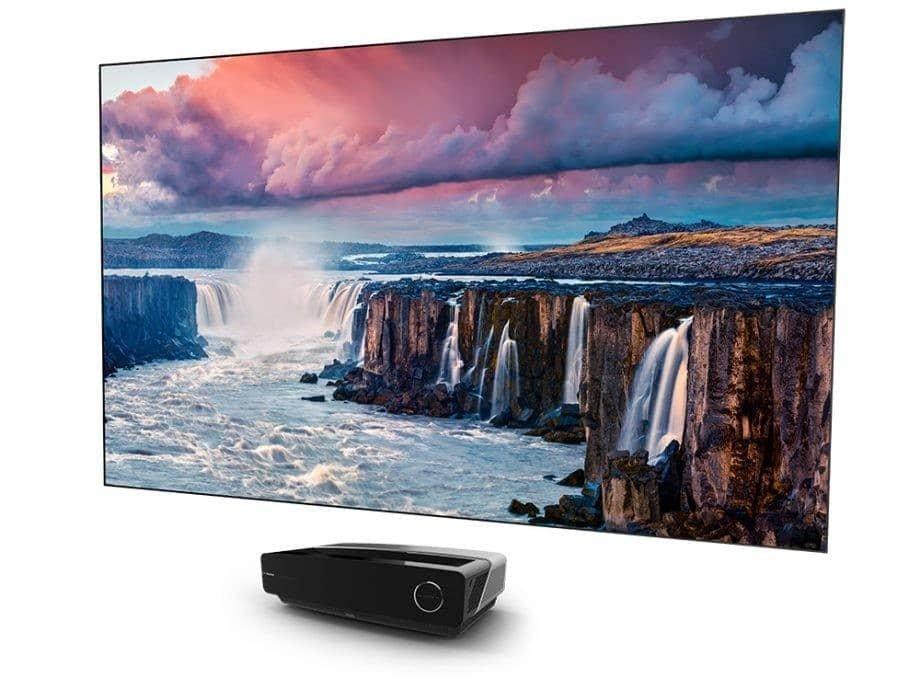 Smart TV 8K de Hisense
