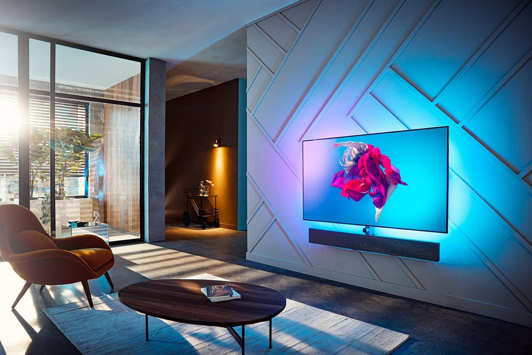 Smart TV OLED Philips
