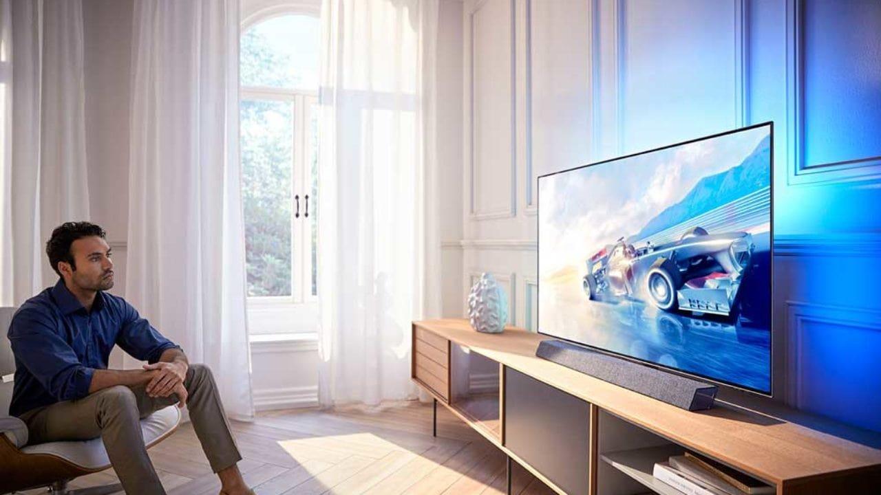 Smart TV OLED