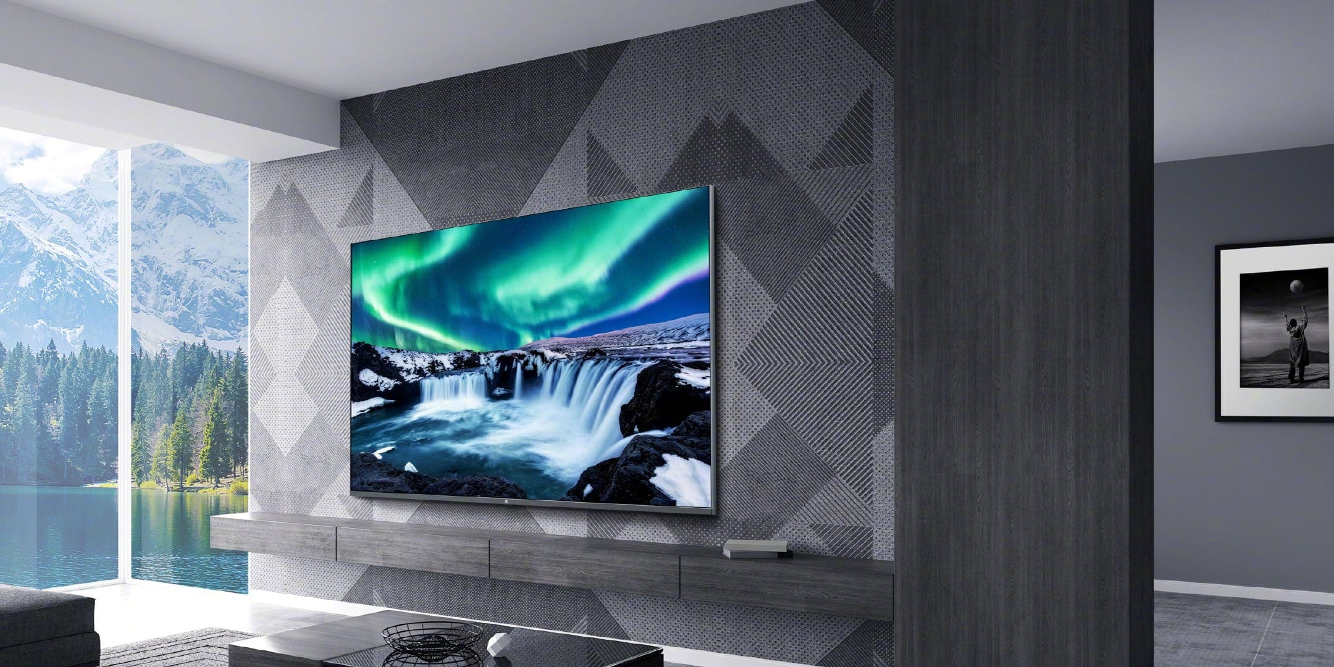 Smart TV Xiaomi Mi Full Screen TV Pro Series