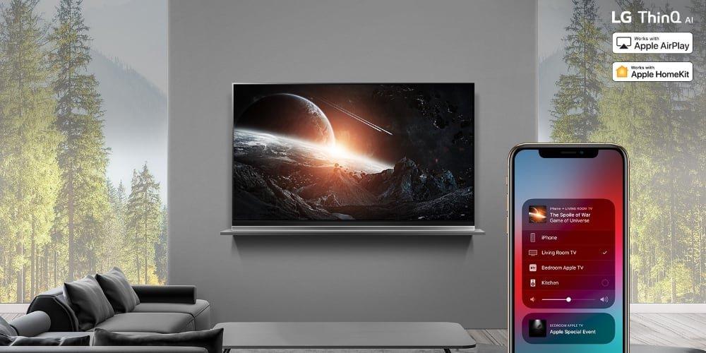 Smart TV baratas  de LG