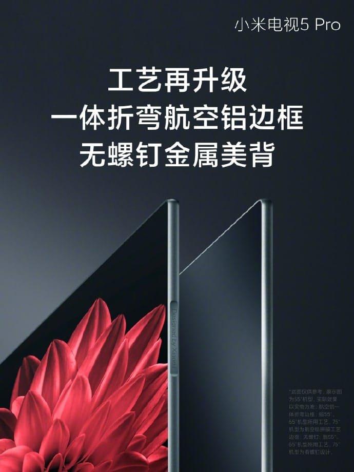 Smart TV Xiaomi Mi TV 5 Pro