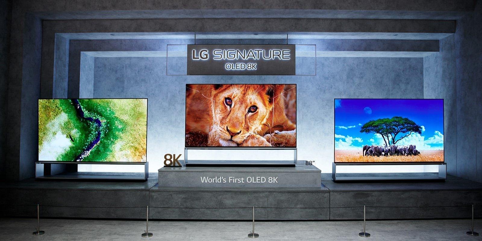 Smart TV 8K LG