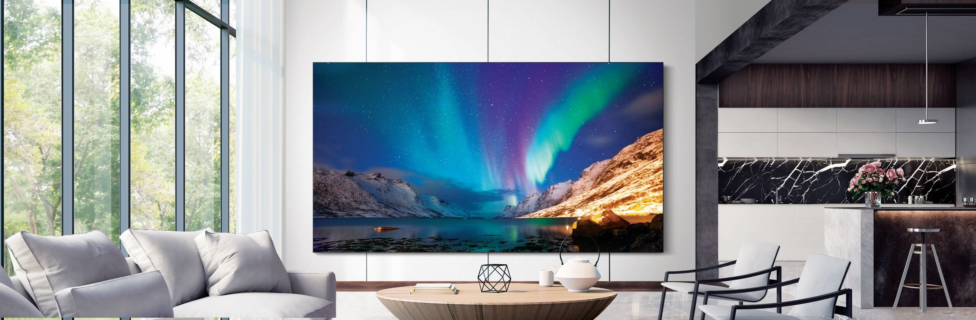 Smart TV MicroLED en CES 2020
