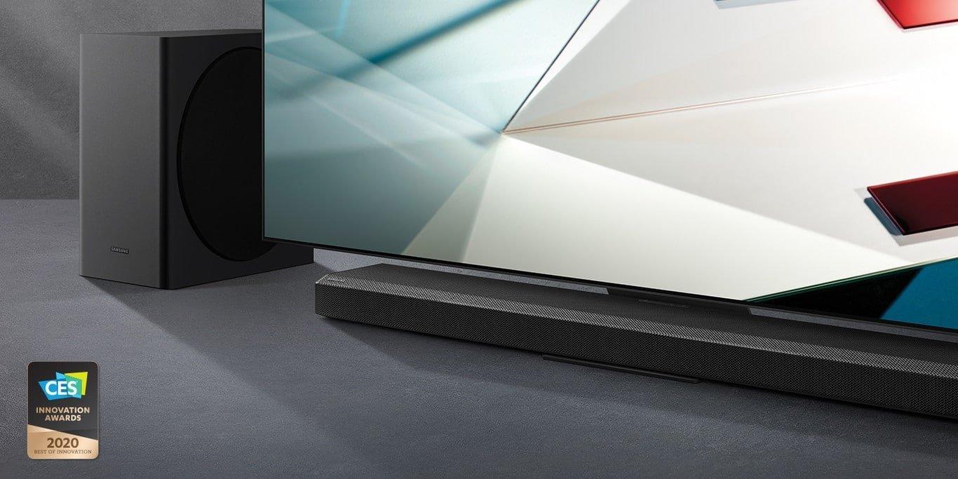 barra de sonido Samsung Q Series
