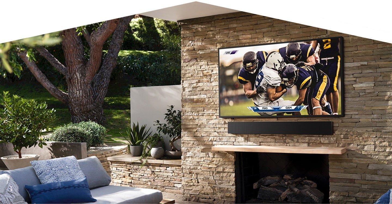 Smart TV Samsung The Terrace