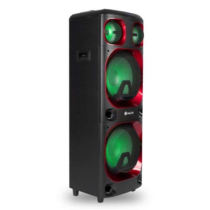 Altavoz NGS Wild Ska 3 Bluetooth 1200W