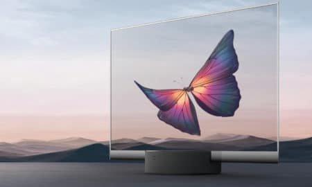 Smart TV Xiaomi Mi TV LUX Transparent Edition