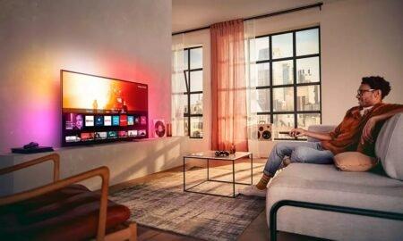Smart TV Philips 55PUS7805 2