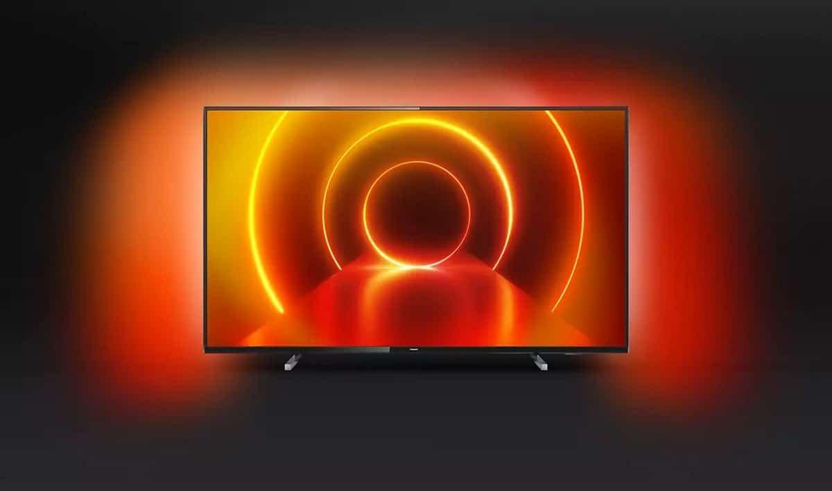 Smart TV Philips 55PUS7805