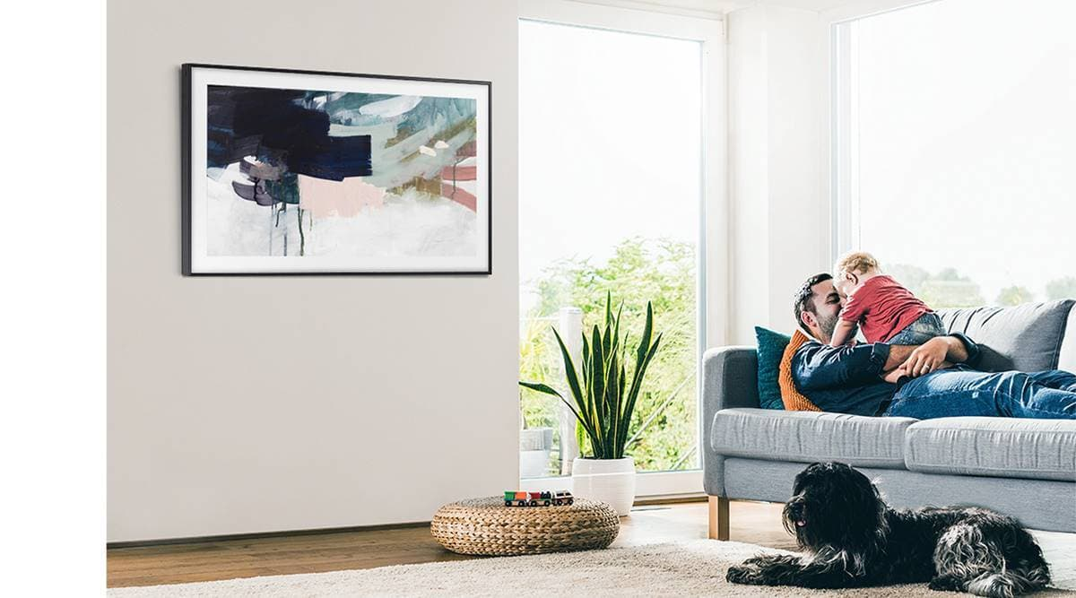 Smart TV Samsung The Frame