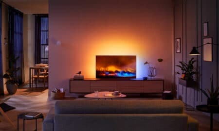 smart tv Philips OLED 804
