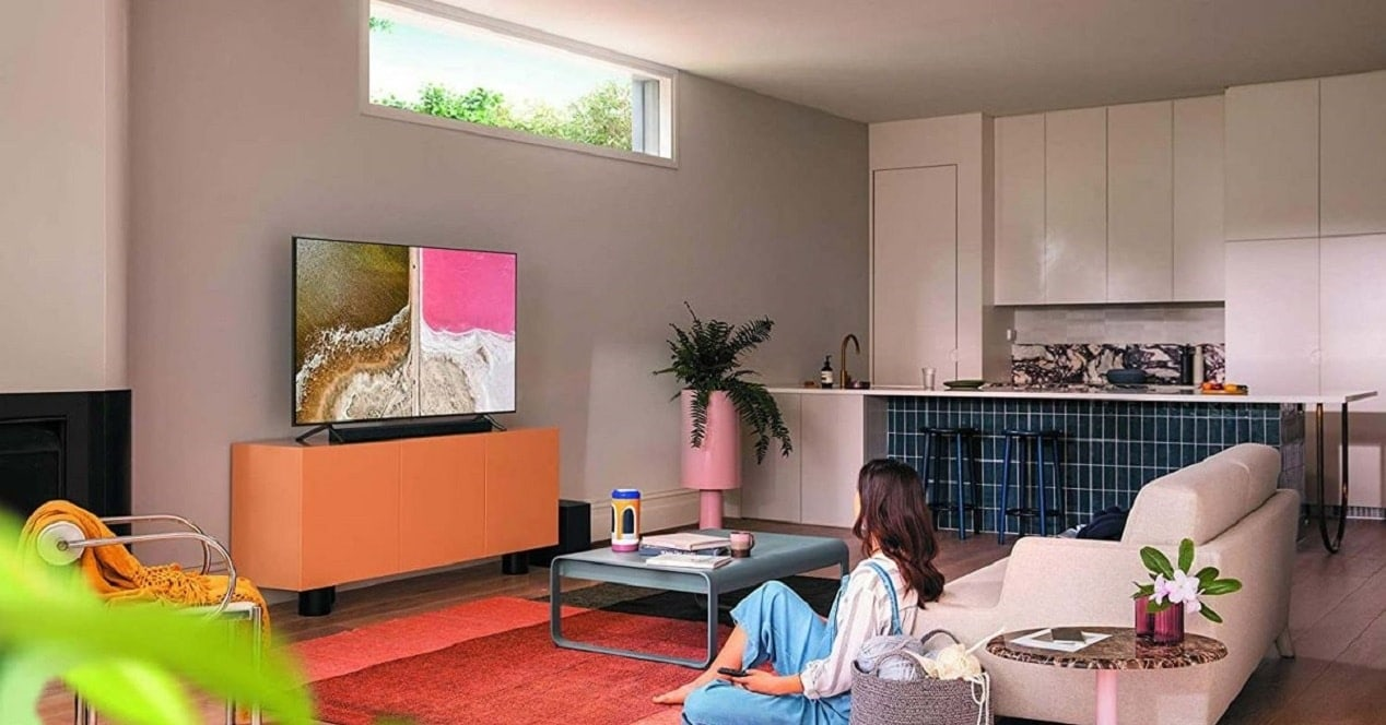 Smart TV Samsung Q60T