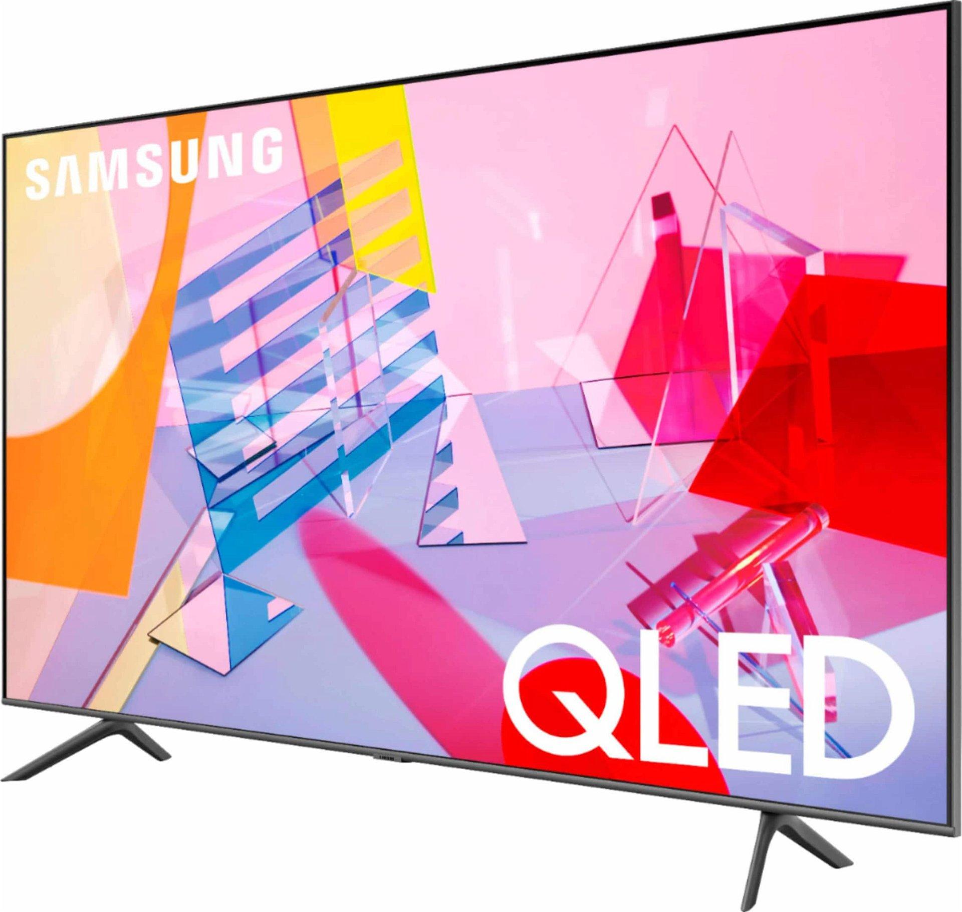 smart tv samsung qled q60t