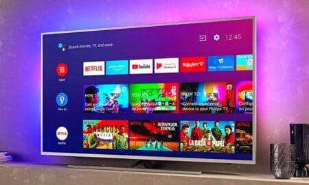 smart tv philips 50PUS8535