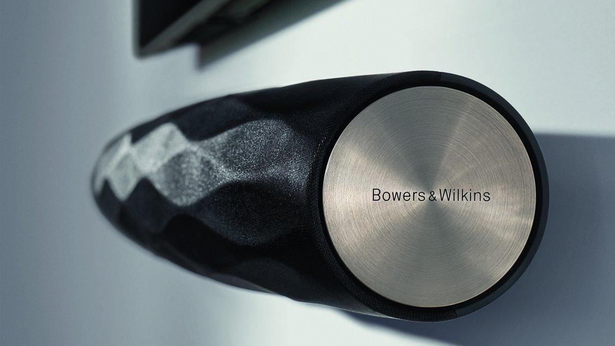 logo Bowers & Wilkins