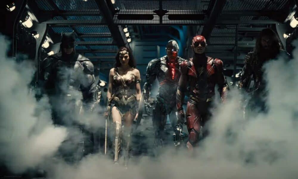 Zack Snyder liga justicia