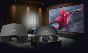 Sony VPL-VW890ES y VPL-VW290ES