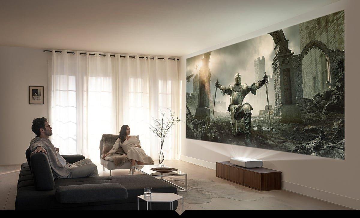 proyector Samsung The Premiere resolución 4K
