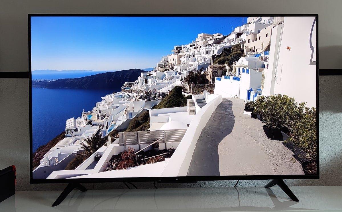 análisis Xiaomi Mi TV P1 final