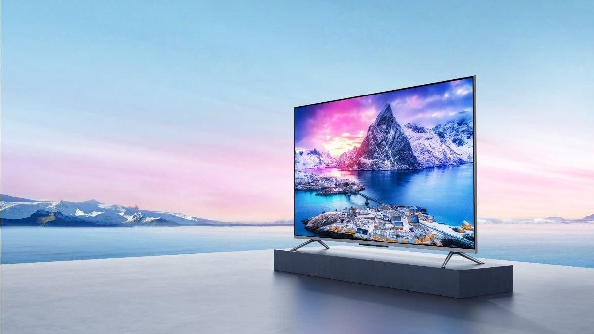 Xiaomi Mi TV Q1E lado