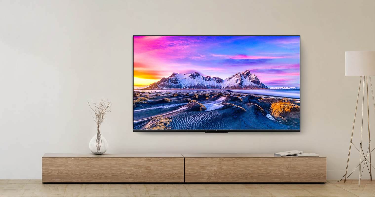 diseño Xiaomi Mi TV Q1E