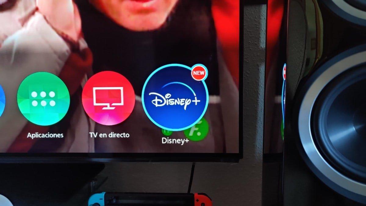 Disney+ llega a los televisores OLED de Panasonic prueba